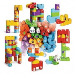 VTECH - Bla Bla Blocks - Coffret 50 blocs (sans électronique