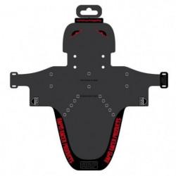 RRP Garde-boue Enduroguard Standard - Noir et rouge
