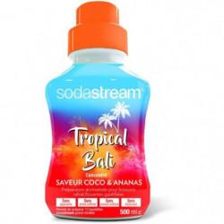 SODASTREAM Concentré saveur coco et ananas - 500 ml - Sans a