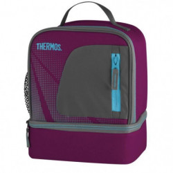 THERMOS Lunchkit deux compartiments Radiance Rose