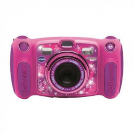VTECH - Kidizoom Duo 5.0 Rose - Appareil Photo