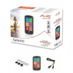 MIO GPS vélo 400 WEU - Processeur ARM Cortex-A7 - GPS Chipse