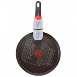TEFAL CREATIVE Crepiere Nutella B6199002 25cm Tous feux sauf