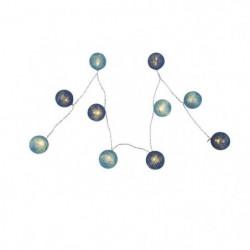 GLOBO Guirlande lumineuse LED L135 x l6 x h6 cm - Multicolor