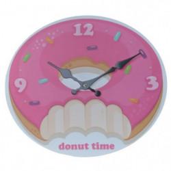 Horloge murale Fast Food - 26cm