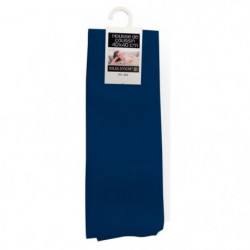 SOLEIL D'OCRE Housse de coussin Alix - 40x40 cm - Bleu marin
