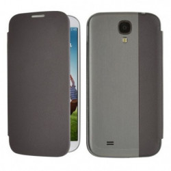 ANYMODE Etui folio pour Samsung Galaxy S4 I9500 - Gris