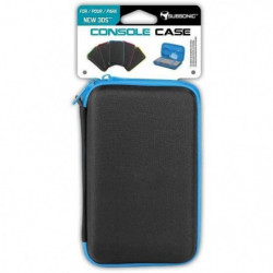 Sacoche bleue pour New 3DS