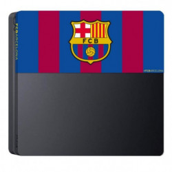 Façade de personalisation FC Barcelone pour PS4 Slim