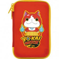 Sacoche rigide Jibanyan Hori pour Nintendo 3DS
