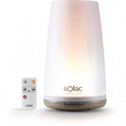 SOLAC Humidificateur d'air Comfort Lamp HU 1065
