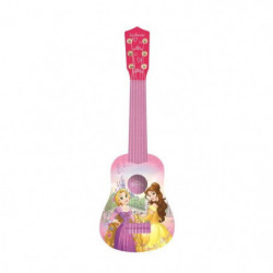 LEXIBOOK - DISNEY PRINCESSES -  Guitare Acoustique Enfant -
