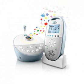 PHILIPS AVENT Babyphone Audio Veilleuse DECT SCD58