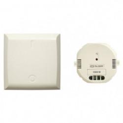 CHACON Interrupteur simple avec module DiO Scena 1000 W