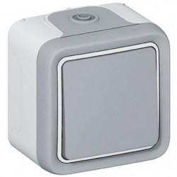LEGRAND Interrupteur simple apparent 10A Plexo