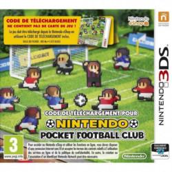 Nintendo Pocket Football Club Jeu 3DS