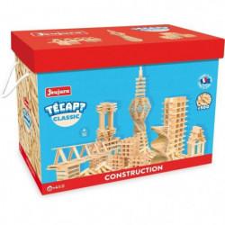 JEUJURA Tecap ? Classic - 500 planchettes en bois