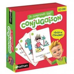 NATHAN Je Comprends tout ! - Conjugaison