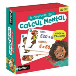 NATHAN Je Comprends tout ! - Calcul Mental