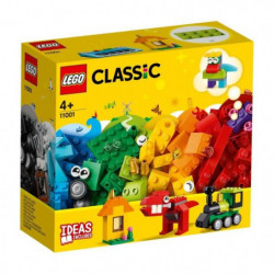 LEGO 4+ Classic 11001 Des briques et des idées