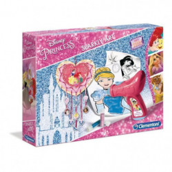 CLEMENTONI - L'art Scintillant - Disney Princesses