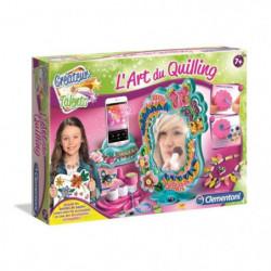 CLEMENTONI Créateur de talents - L'Art du quilling - Loisirs