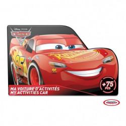 CARS - Ma voiture d'activités - Coloriage - Tampons - Autoco