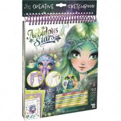 NEBULOUS STARS - Marinia Creative Sketchbook