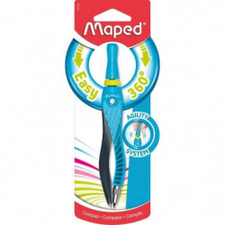 MAPED Compas Mine Kid'Z 360 Blister