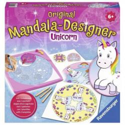 RAVENSBURGER Mandala design Licorne