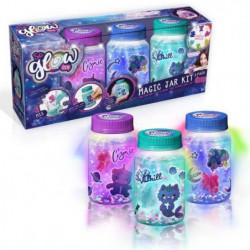 CANAL TOYS - SO GLOW - Magic Jar - Crée 3 Magic Jars Lumineu