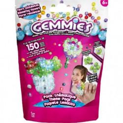 GEMMIES Set 2 créations theme fleurs - ASMOKIDS