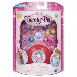 TWISTY PETZ - Pack de 4 Babies Twisty Petz - Modele aléatoir