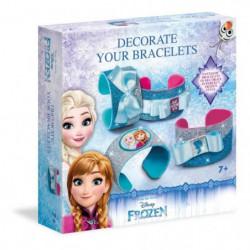 CLEMENTONI - Bracelets - La Reine des Neiges - Création bijo