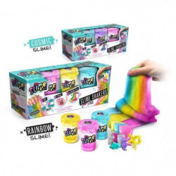 CANAL TOYS - SO SLIME DIY - Pack de 3 Slime Shakers