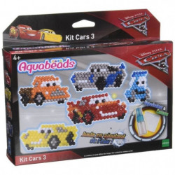 CARS 3 - Kit Aquabeads