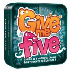 ASMODEE - Give Me Five - Jeu de société