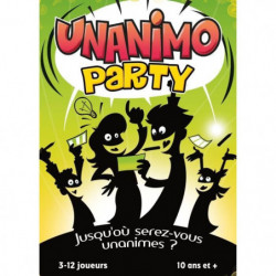 ASMODEE Unanimo party