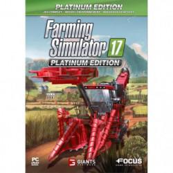 Farming Simulator 17 Edition Platinium Jeu PC
