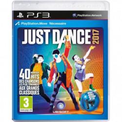 Just Dance 2017 - Jeu PS3