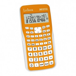 Lexibook - Calculatrice Scientifique 240 fonctions