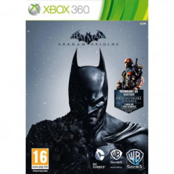 Batman Arkham Origins Jeu XBOX 360