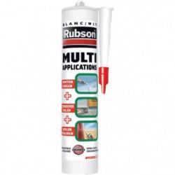 RUBSON Mastic multi-usages Cartouche 280ml Blanc