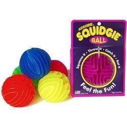 AEROBIE Balle Squidgie Mixte Multicolore
