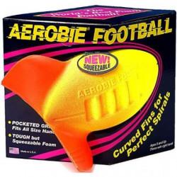 AEROBIE Balle Football Mixte Multicolore