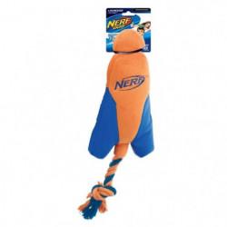 NERFDOG Lanceur tete de fleche M - Vert-bleu et orange-bleu