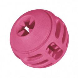 VADIGRAN Ballon en TPR - 8 cm - Rouge - Pour chiens