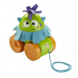 FISHER-PRICE - Mon Monstre a Tirer