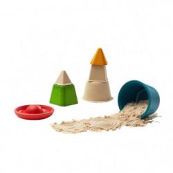 PLAN TOYS Mes formes a mouler pour le sable
