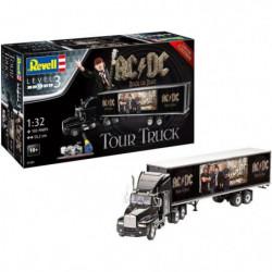 """REVELL Maquette Camions Coffret cadeau """"AC/DC"""" Tour truck 07"""